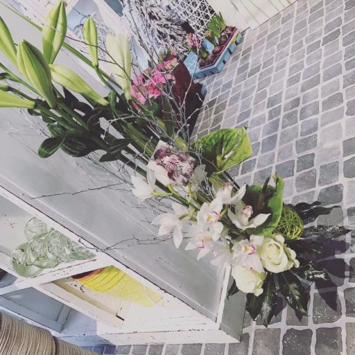 Envoyer bouquets Gouesnach fleuriste Rêve d'Orchidée...