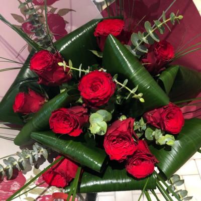 Faire livrer bouquet fleur Pougny fleuriste Tendance's Fleurs