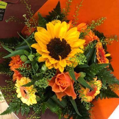 Faire livrer bouquet sur mesure Vers fleuriste créateur Tendance's Fleurs