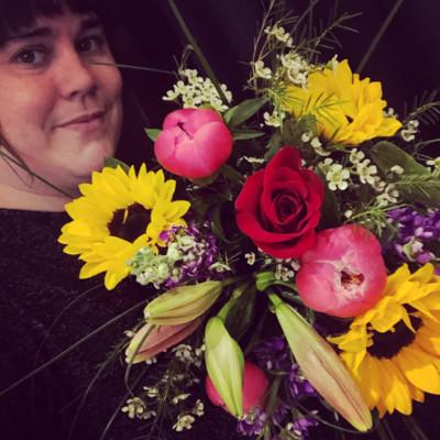 Livraison de bouquets fleur Pougny artisan fleuriste Tendance's Fleurs