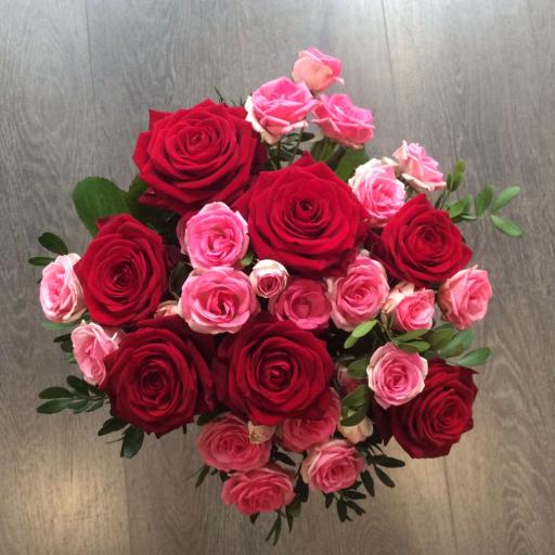 Commande bouquets de fleur Paris-2e-Arrondissement fleuriste créateur Girls & Roses
