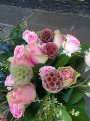 Livraisons de bouquet Ribeauville fleuriste Brindille et Pom de Pin