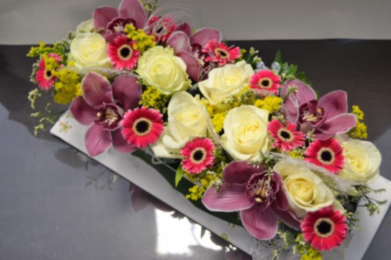 Envoie de bouquet sur mesure Vouillers fleuriste Au Fil des Fleurs