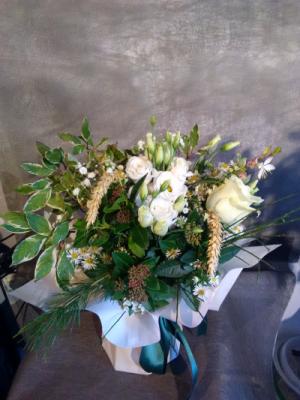 Bouquets Bois-Arnault artisan fleuriste Le Bois des Roses