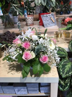 Commander bouquet de fleurs fleuriste L'Odeur des Sous-bois à Pujols