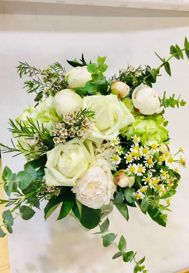 Envoi bouquet sur mesure fleuriste A Fleur de Pot à La Seyne-Sur-Mer