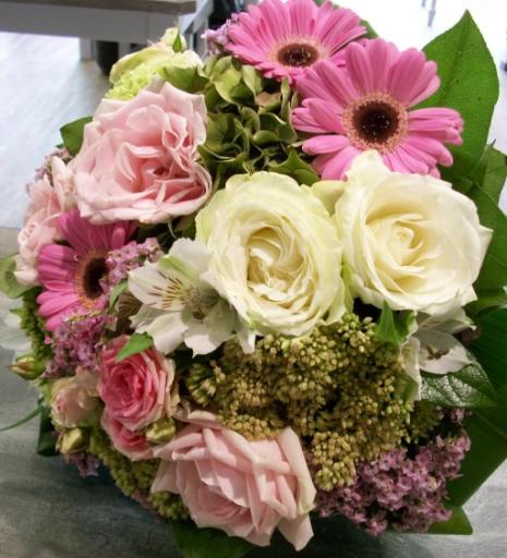 Faire livrer bouquet sur mesure Villedoux fleuriste créateur La Bulle Végétale