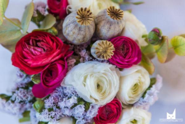 Envoi de bouquet sur mesure Villeneuve-De-La-Raho artisan fleuriste L'Herbe Folle Fleuriste