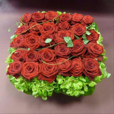 Envoyer fleur bouquet Montesson fleuriste créateur Mél'ange Fleurie