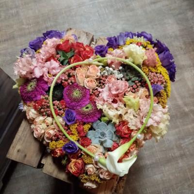 Envoyer bouquet de fleur Noyelles-Sur-Sambre fleuriste créateur Fleurs en Campagne
