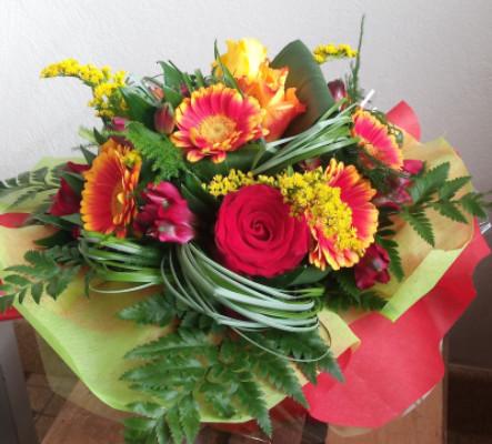 Livrer bouquet de fleurs jour férié Vertige Fleuri à Mers-les-Bains