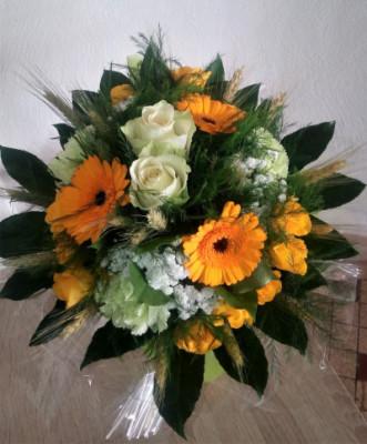 Livrer bouquets fleur Allenay fleuriste créateur Vertige Fleuri