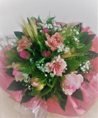 Bouquets Allenay fleuriste créateur Vertige Fleuri