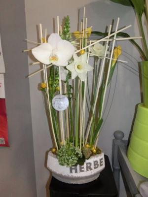 Commande bouquet de fleurs Souvigne  Nature Enchantée