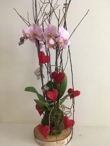 Envoi de bouquet Melgven fleuriste La Boutique Fleurie