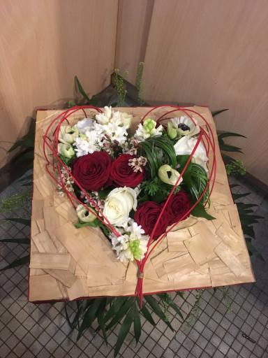 Livrer bouquets fleur Melgven fleuriste La Boutique Fleurie