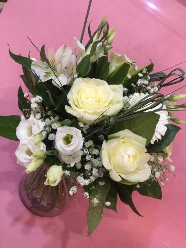 Offrir bouquets de fleur Melgven fleuriste La Boutique Fleurie