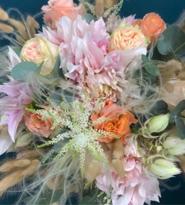 Envoi de composition florale pour demain SOLEMIO fleurs à Brignoles
