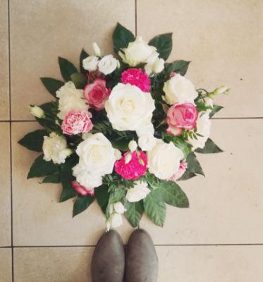 Envoie de bouquets Saint-Fulgent artisan fleuriste Entre'Pôt