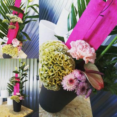 Envoi bouquet fleur Saint-Fulgent  Entre'Pôt