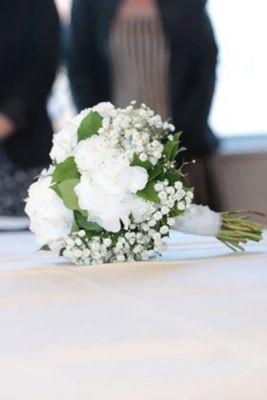 Livraison de composition florale Saint-Fulgent artisan fleuriste Entre'Pôt
