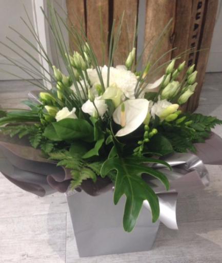 Bouquet La Rochelle fleuriste créateur À Fleurs et à Flore