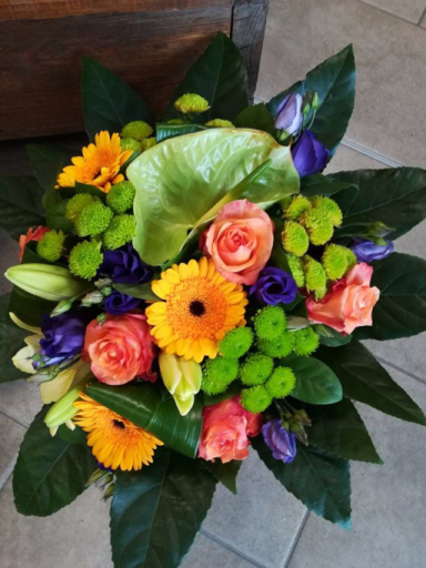 Livraison bouquets de fleur Morancez artisan fleuriste O'ré des Fleurs