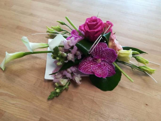 Faire livrer bouquet de fleur Morancez artisan fleuriste O'ré des Fleurs