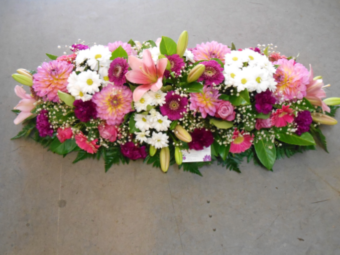 Livraisons de bouquets de fleur L'Orbrie artisan fleuriste Fleurs d'Autize