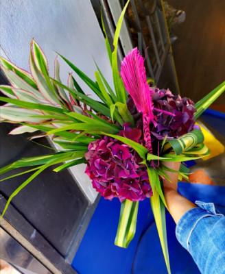 Offrir composition florale Le Pradet fleuriste Atelier Serre
