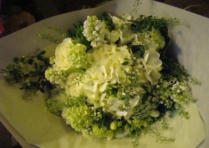 Envoie de composition florale Barbery  Maison Douce