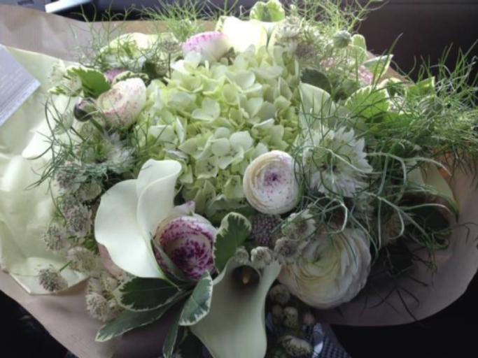 Bouquet sur mesure Barbery  Maison Douce