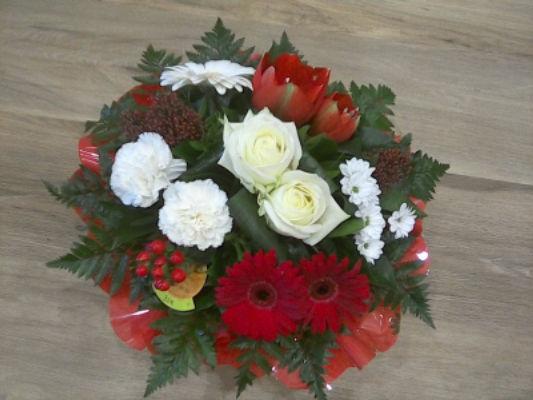 Livraisons de composition florale Nanthiat artisan fleuriste Labeylie Fleurs