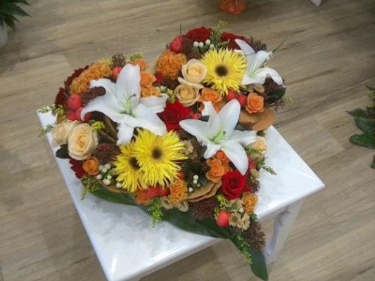 Envoie de fleur bouquet Nanthiat fleuriste Labeylie Fleurs
