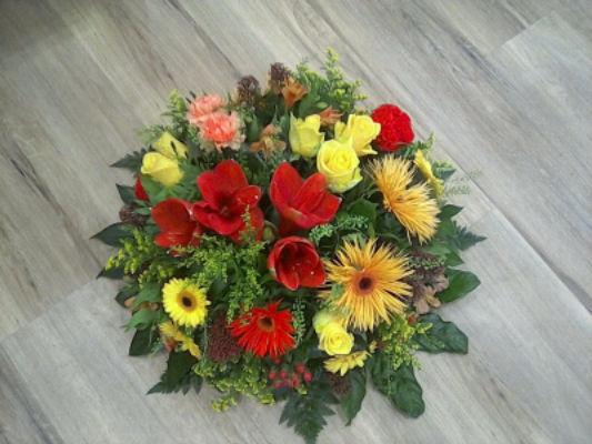 Envoi bouquet sur mesure Nanthiat fleuriste créateur Labeylie Fleurs