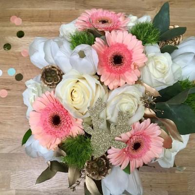 Envoyer bouquet sur mesure Villeneuve-D'Ascq artisan fleuriste Barbotine