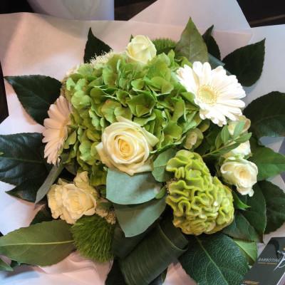 Bouquet sur mesure Villeneuve-D'Ascq fleuriste créateur Barbotine