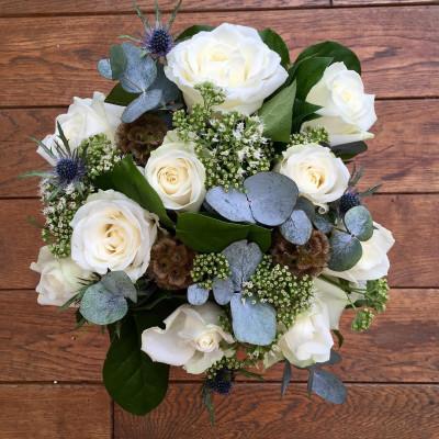 Livraisons de bouquets de rose sur mesure Barbotine à La Madeleine