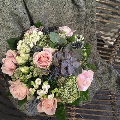 Livrer bouquet fleurs Villeneuve-D'Ascq fleuriste créateur Barbotine