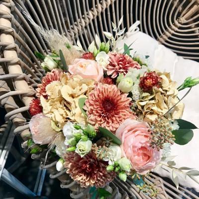 Envoi bouquet de fleurs Villeneuve-D'Ascq fleuriste créateur Barbotine