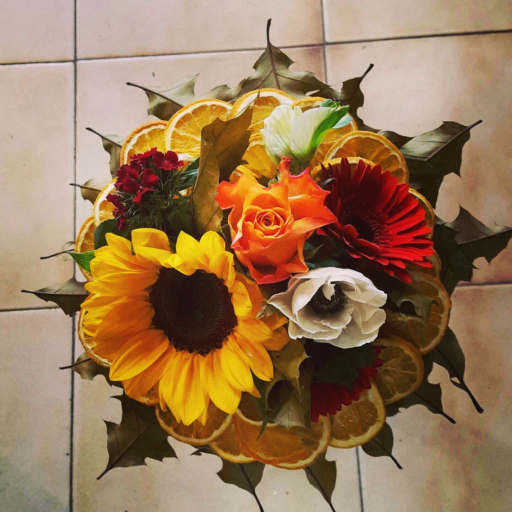 Envoie de bouquet sur mesure Saint-Claude-De-Diray fleuriste créateur Florilys