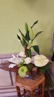 Envoi de bouquet de fleur Mercurey  La Hotte Aux Fleurs