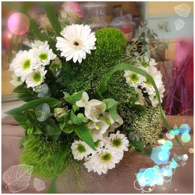 Envoie de bouquets de fleur Mercurey artisan fleuriste La Hotte Aux Fleurs