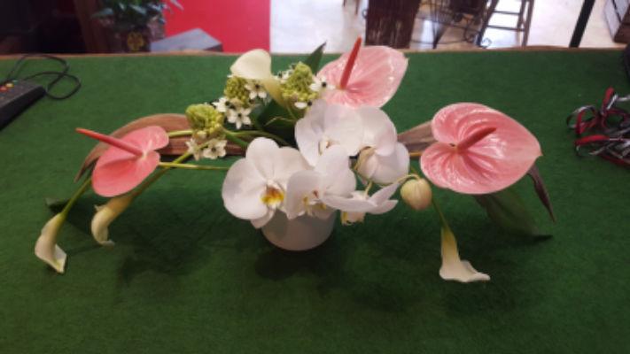 Faire livrer bouquets Mercurey artisan fleuriste La Hotte Aux Fleurs