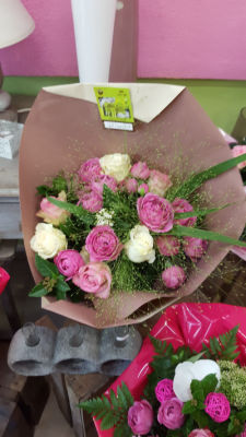 Faire livrer bouquet de fleur Mercurey  La Hotte Aux Fleurs