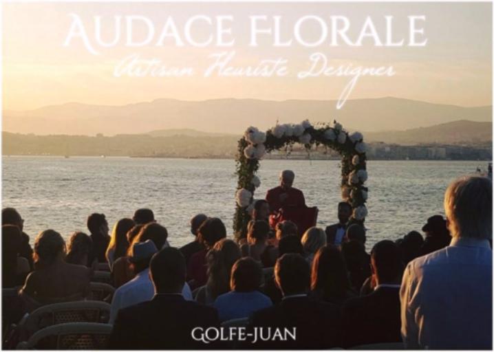 Commander bouquet de fleur Roquefort-Les-Pins  Audace Florale
