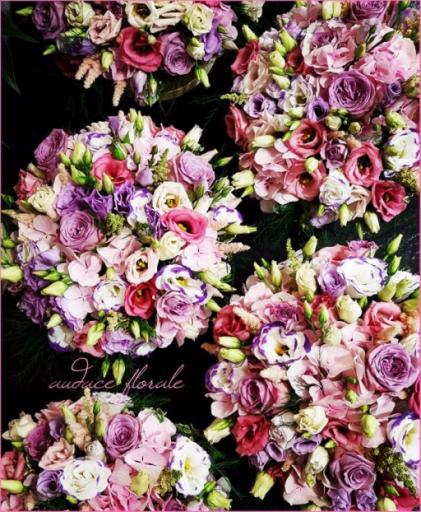 Commander bouquets fleur Valbonne  Audace Florale
