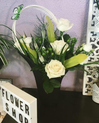 Commander bouquet fleurs Saclas artisan fleuriste Ambiance Florale