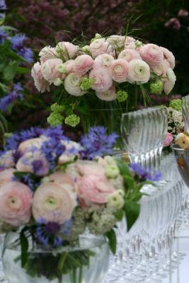 Bouquets fleur Beddes artisan fleuriste Catherine Joyaux Corselli / fleuriste d'événement