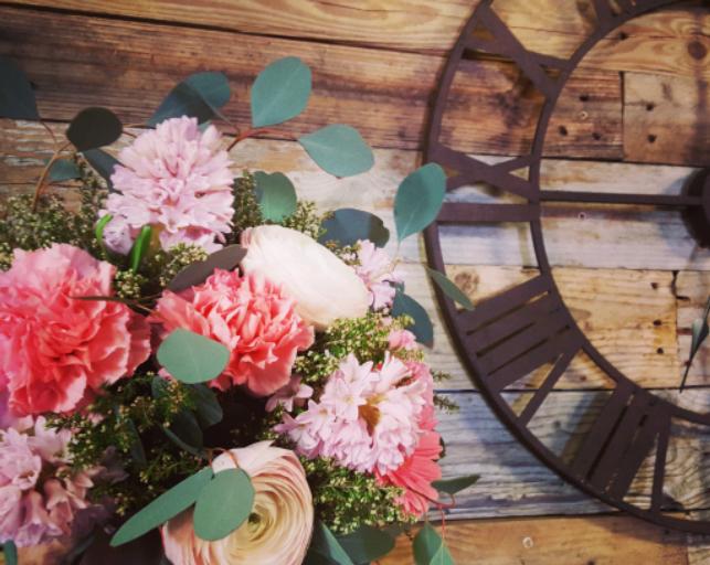 Envoie de fleur bouquet La Salvetat-Saint-Gilles  Gentlemen Artisan Fleuriste